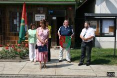 Oslavy 760 let založení obce Keblice